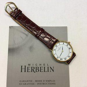 ✨HOST PICK✨ Michel Herbelin Paris Men's Watch NWOT